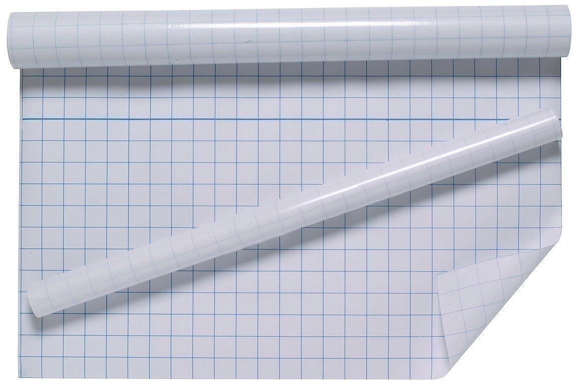 Pavo zelfklevende plastic ft 10 m x 45 cm, transparant