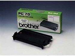 Brother Thermo-Transfer-Rol met Kassette  - 140 pagina's - PC70