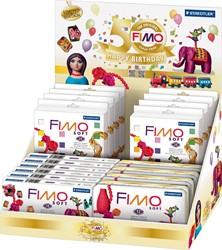 Staedtler Fimo Nostalgia 50 jaar, display met 18 stuks
