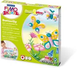 Staedtler Fimo Kids play & form vlinder