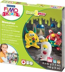 Staedtler Fimo Kids Form & Play monster