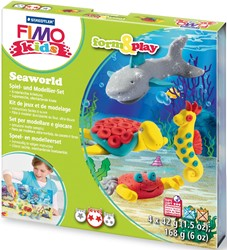Staedtler Fimo Kids Form & Play zeewereld