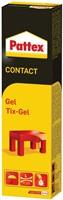 Pattex contactlijm Tix-Gel, tube van 125 g, op blister-2