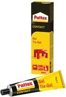 Pattex contactlijm Tix-Gel, tube van 125 g, op blister