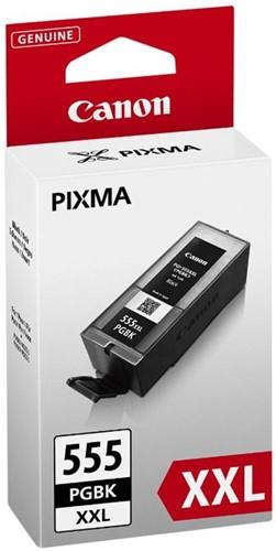Canon inktcartridge PGI-555PGBK-XXL, 1.000 pagina's, OEM 8049B001, zwart