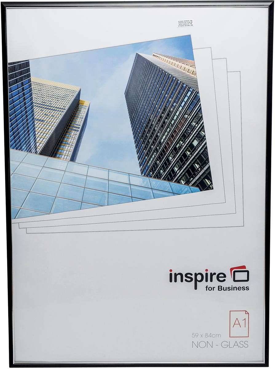 Inspire for Business fotokader Easyloader, zwart, ft A1