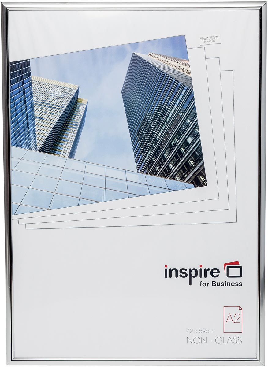 Inspire for Business fotokader Easyloader, zilver, ft A2