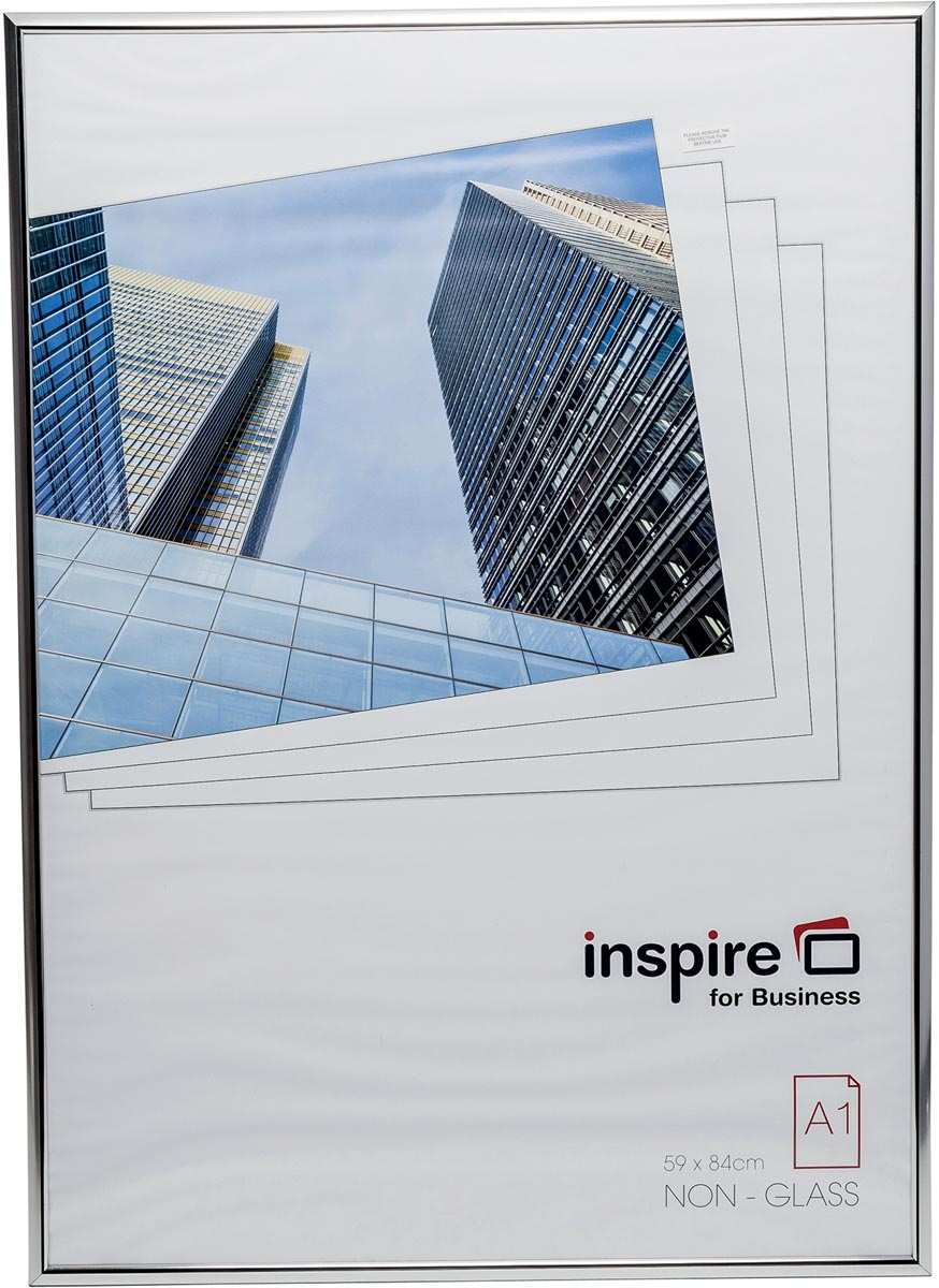 Inspire for Business fotokader Easyloader, zilver, ft A1