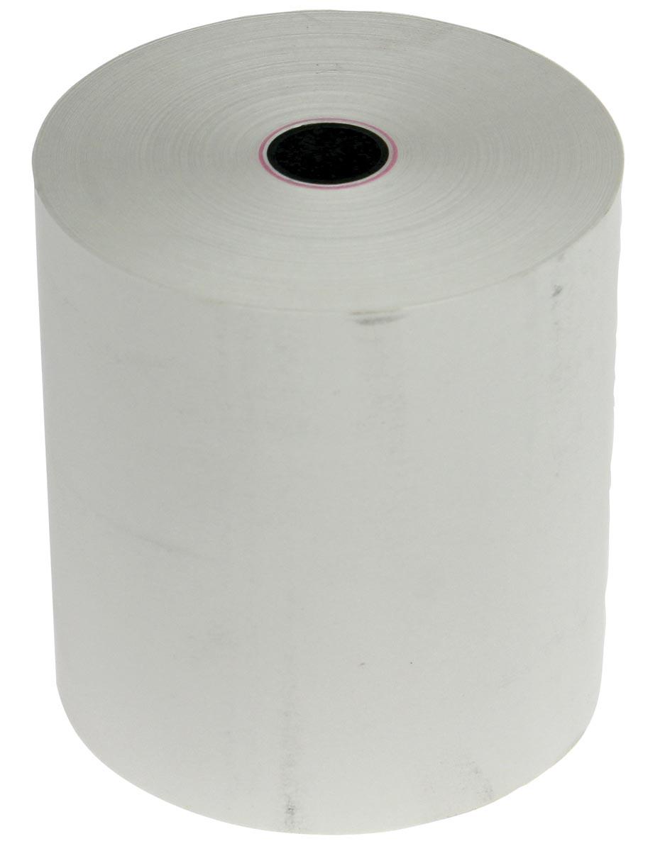 Thermische rekenrol ft 80 mm, diameter +-70 mm, asgat 12 mm, lengte 75 meter, BPA vrij