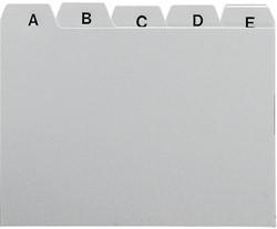 5 Star tabbladen voor systeemkaartenbakken ft A7