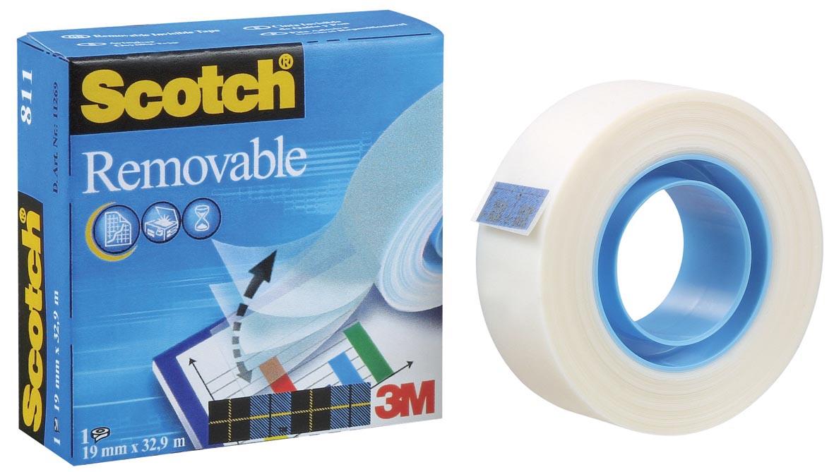 Scotch plakband Magic Tape Removable