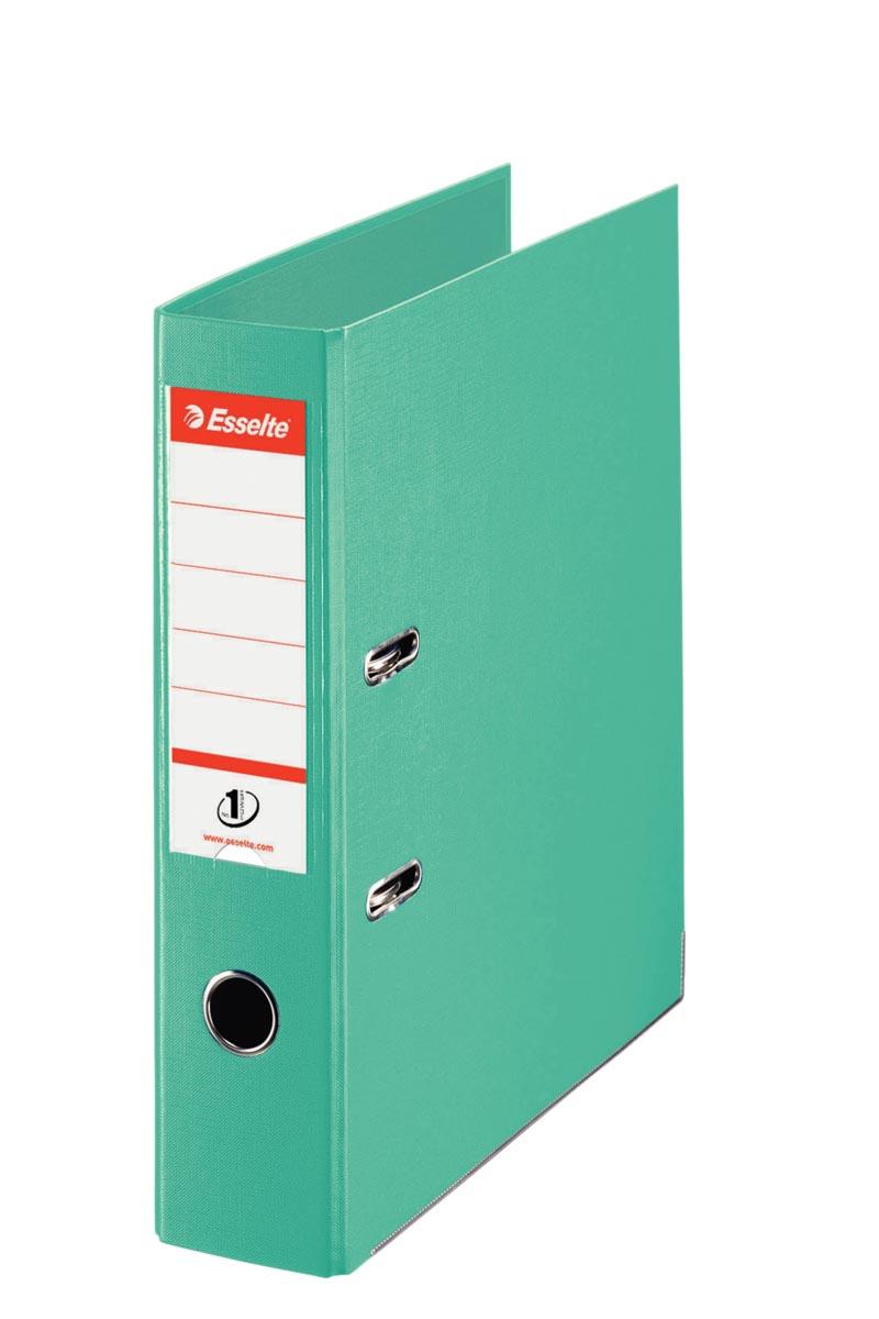 Esselte ordner Power N°1 lichtgroen, rug van 7,5 cm