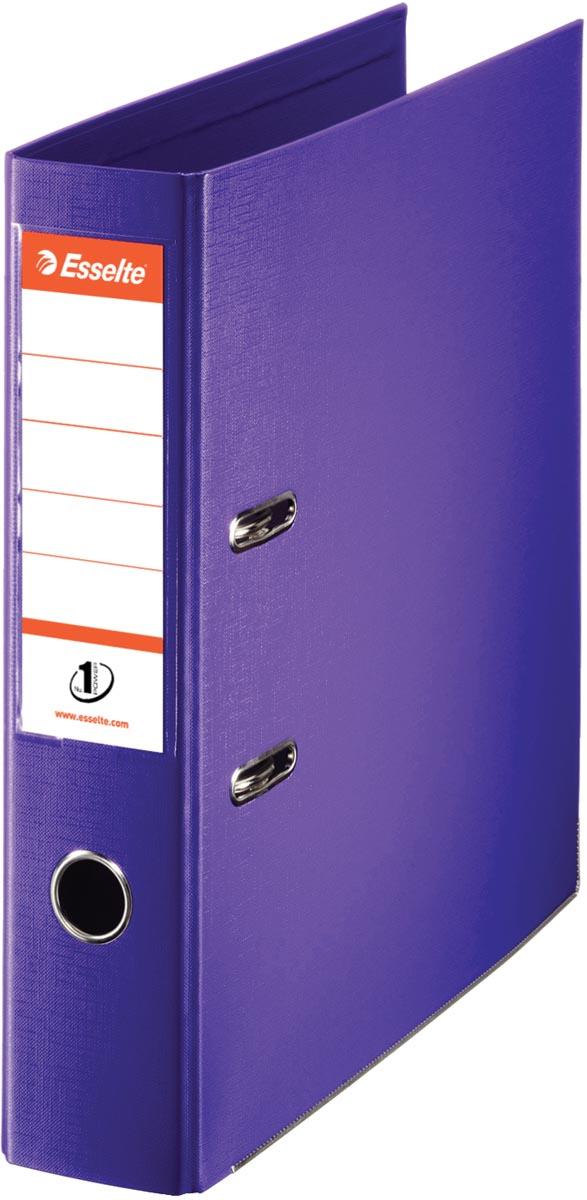 Esselte ordner Power N°1 violet, rug van 7,5 cm
