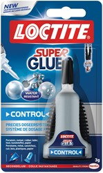 Loctite secondelijm Super Glue Control