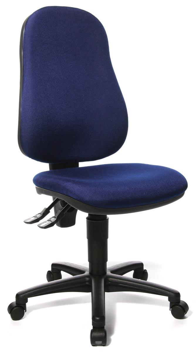 Topstar bureaustoel Point 60, blauw