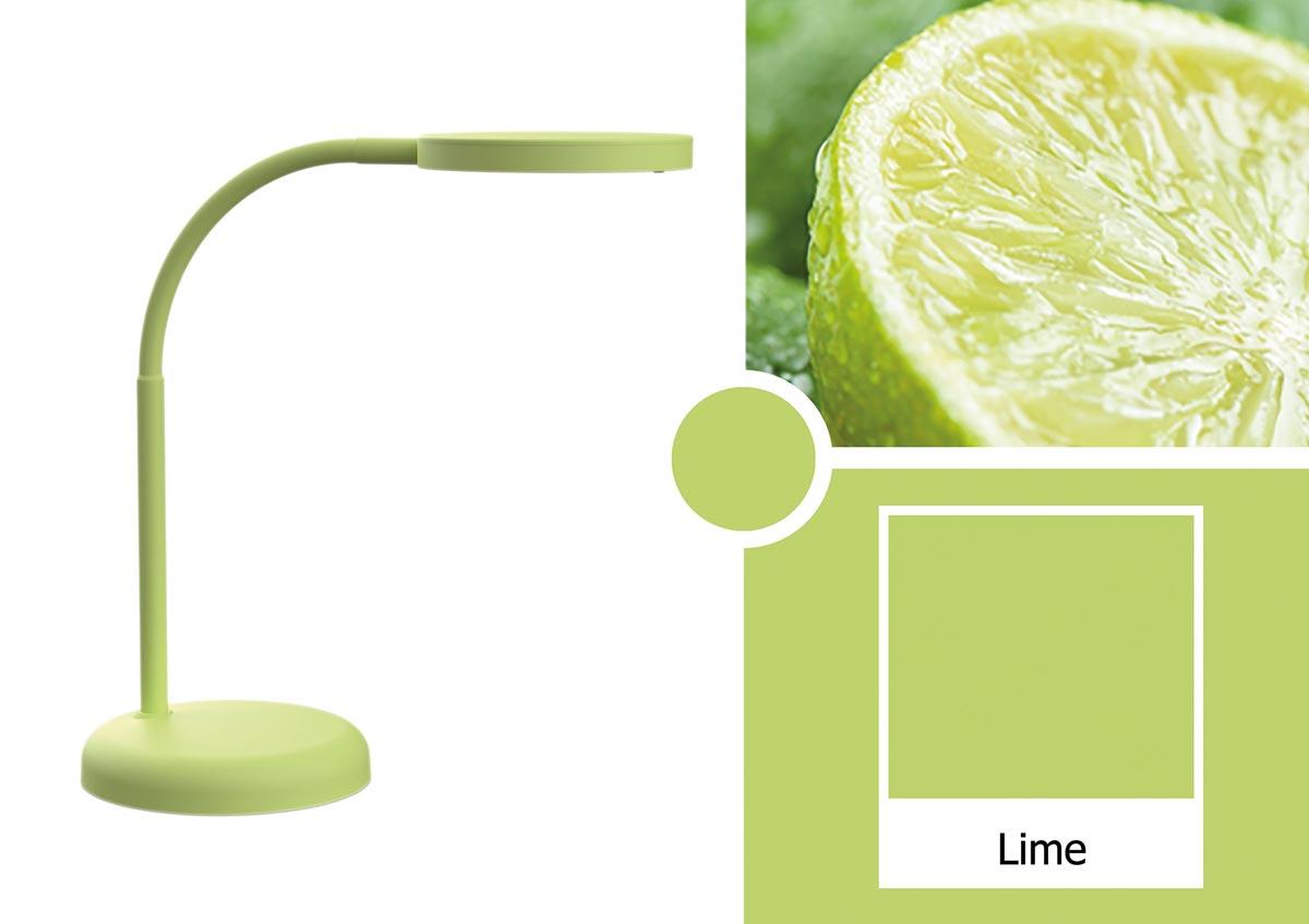 Maul bureaulamp MAULjoy, LED-lamp, groen