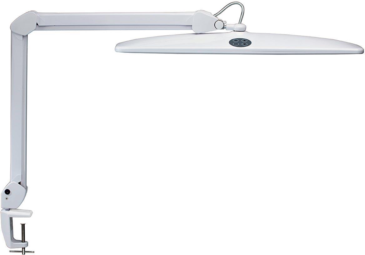 Maul bureaulamp MAULwork, LED-licht, wit