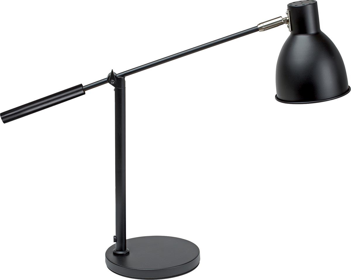 Maul bureaulamp MAULfinja, zwart