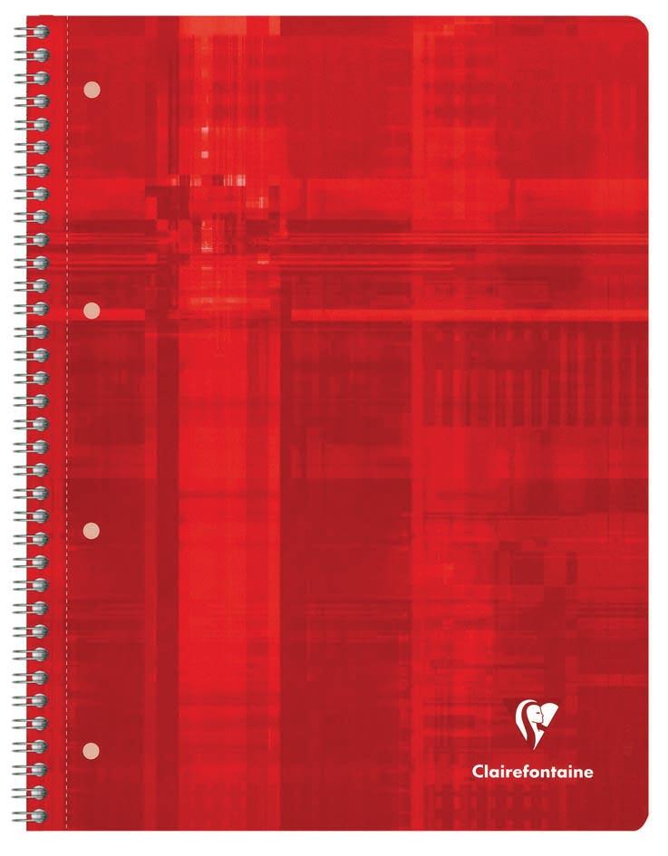Clairefontaine schrift Metric Studium geruit 5/5 mm