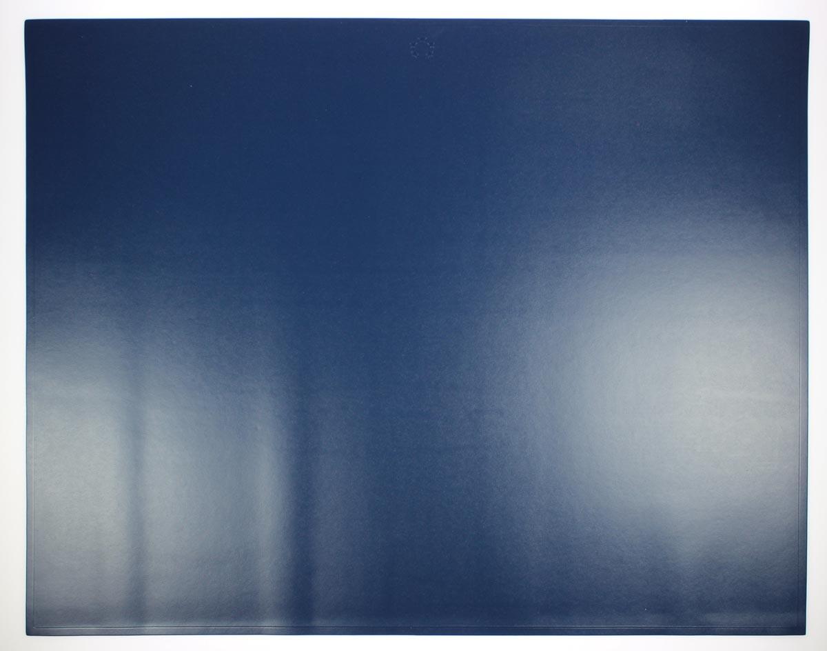 STAR onderlegger zonder folie, blauw