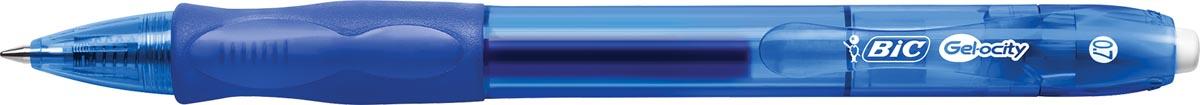 Bic gelroller Gel-ocity, blauw