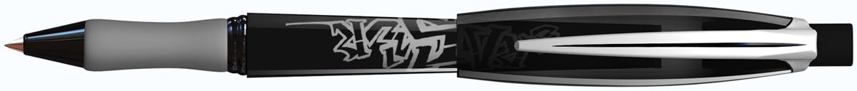 Balpen Papermate Replay Max eraser zwart medium