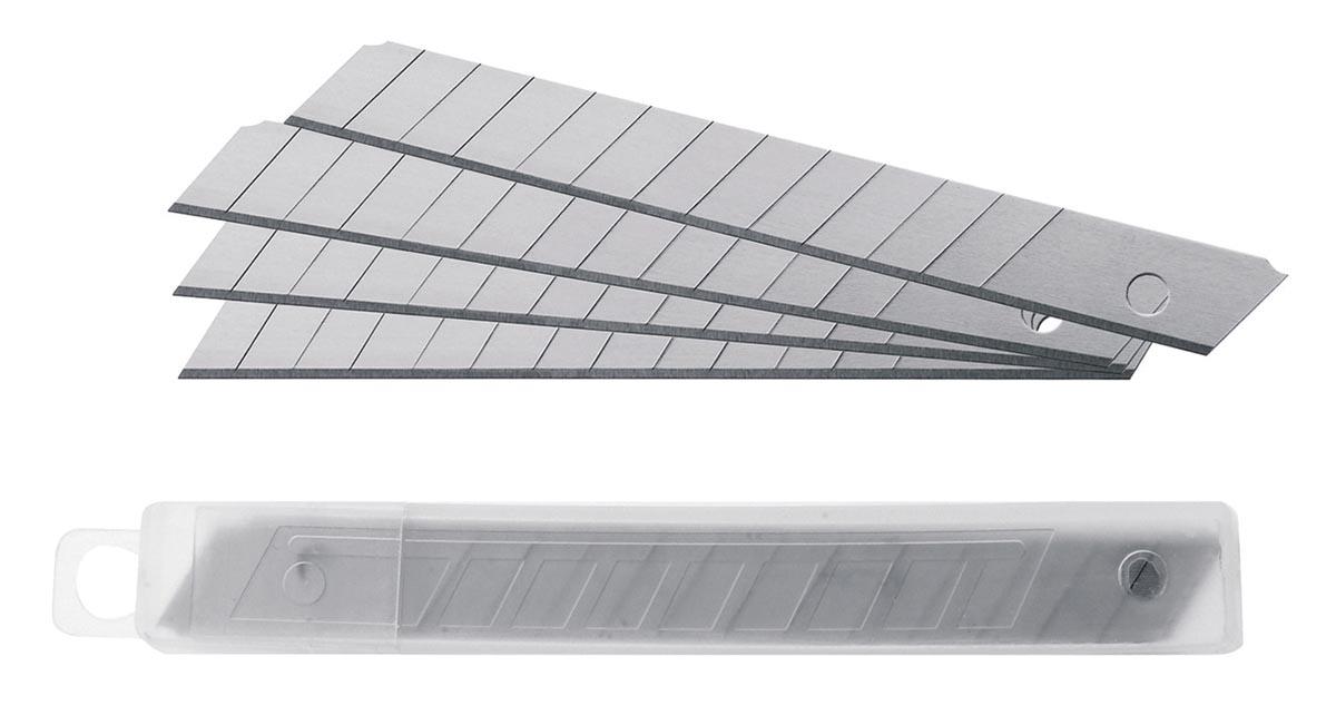 Vervangmesjes voor cutter 84000, 9 mm, 10 mesjes