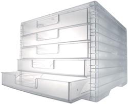 Styro ladenblok Styrolightbox transparant