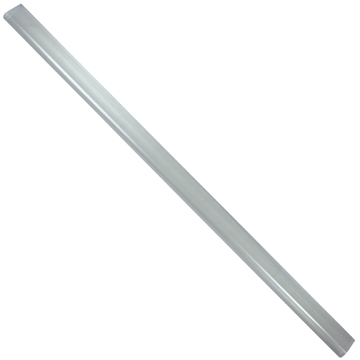 5 Star klemruggen capaciteit tot 60 vel, 10 - 12 mm, transparant