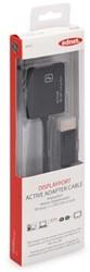 Ednet DisplayPort kabel type DP - DVI(24+5), 4K, 0,2 meter