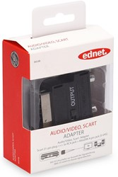 Ednet audio en video adapter