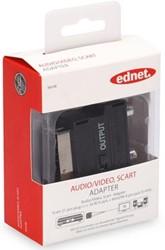 Ednet audio en video adapter