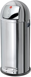 Hailo pedaalemmer Kick Maxx 38 liter, inox