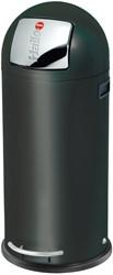 Hailo pedaalemmer Kick Maxx 38 liter, zwart