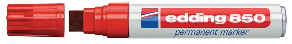 Edding permanente marker e-850 rood