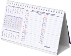 Brepols bureaukalender, 2019