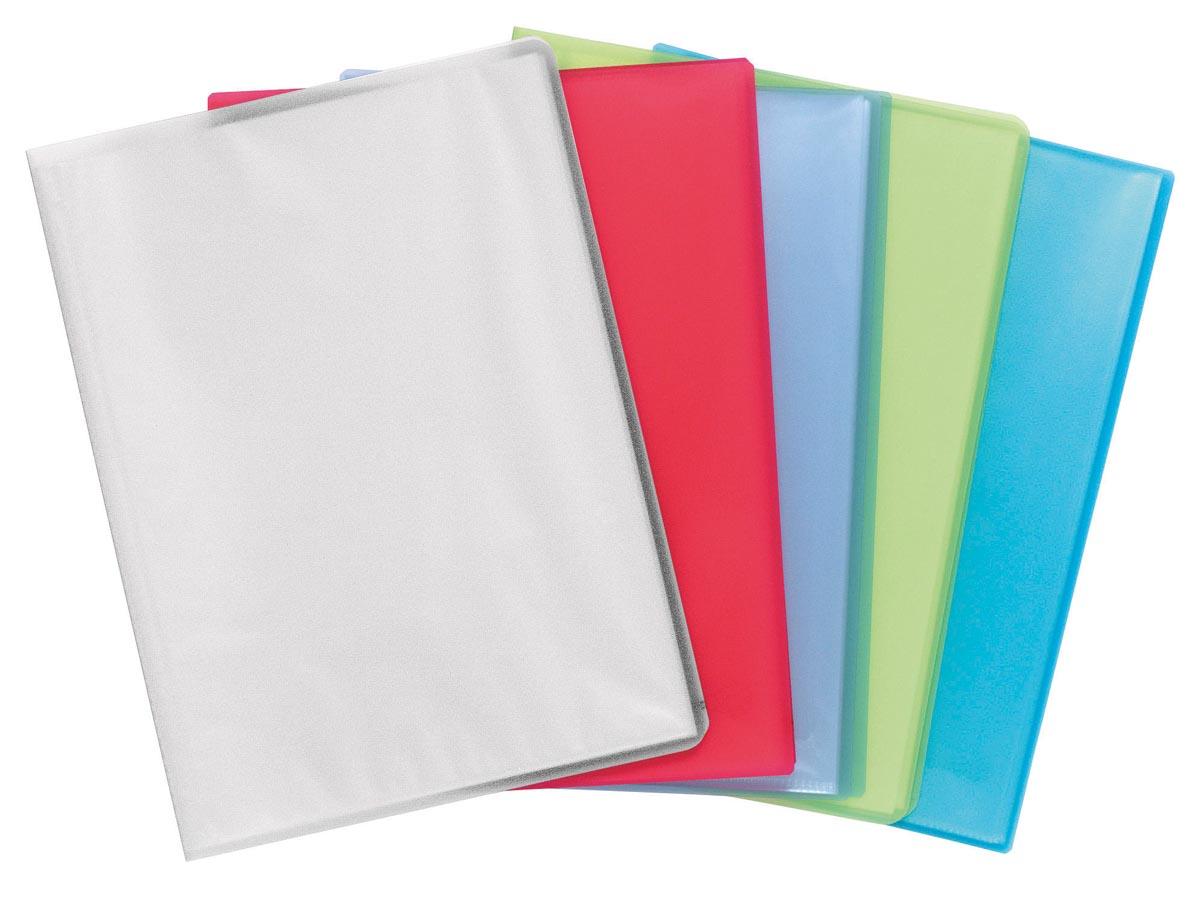 Exacompta showalbum Chromaline 50 tassen geassorteerde kleuren