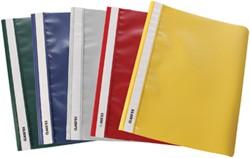 Class'ex snelhechtmap, geassorteerde kleuren, pak van 5 stuks
