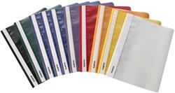 Class'ex snelhechtmap, geassorteerde kleuren, pak van 10 stuks