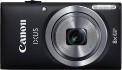 Canon fototoestel Ixus 132 zwart