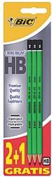 Bic potlood Criterium HB, blister 2 + 1 gratis