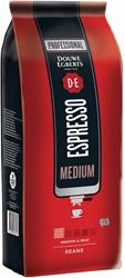 Douwe Egberts koffiebonen, espresso Medium, pak van 1 kg