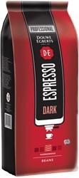 Douwe Egberts koffiebonen, espresso Dark, pak van 1 kg