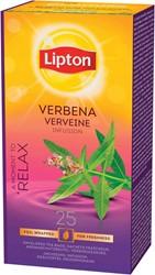 Lipton thee, Ijzerkruid, Infusion, doos van 25 zakjes