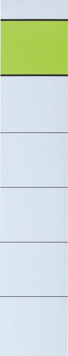 Rugetiketten ft 3 x 19 cm, pak van 10 stuks