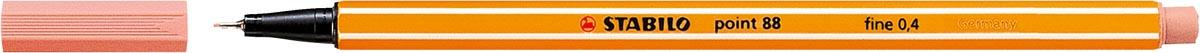 Fineliner Stabilo Point 88-26 apricot