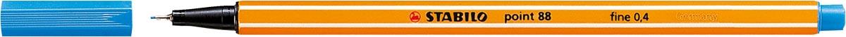 STABILO point 88 fineliner, ultramarijn