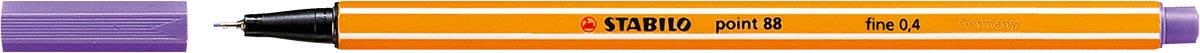 Fineliner Stabilo Point 88-55 paars