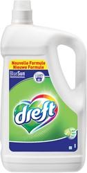 Dreft vloeibaar wasmiddel, voor fijnwas, 83 wasbeurten, flacon van 5,07 liter