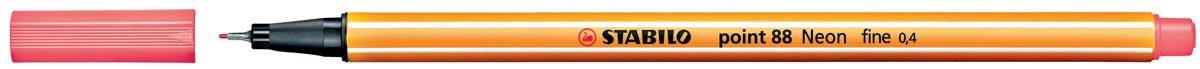 STABILO point 88 fineliner, fluoroze